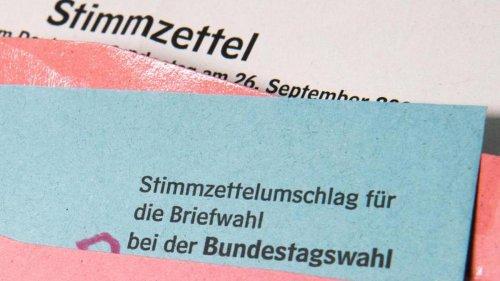 Wahlen: 9,4 Millionen Menschen in Bayern können Bundestag wählen
