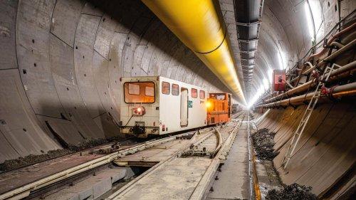 Brenner Basistunnel: Der Tunnel