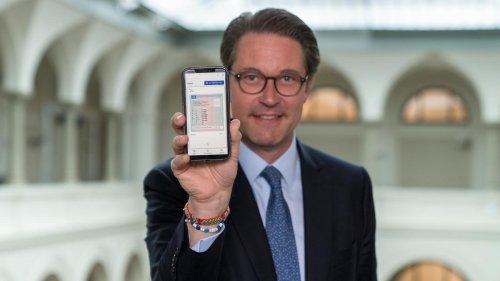 Verkehrsministerium: Autofahrer können sich ab sofort digitalen Führerschein per App holen