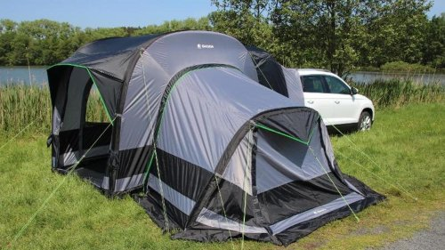 Notfälle: Zeltnagel trifft Erdkabel: Camper erleiden Stromschlag