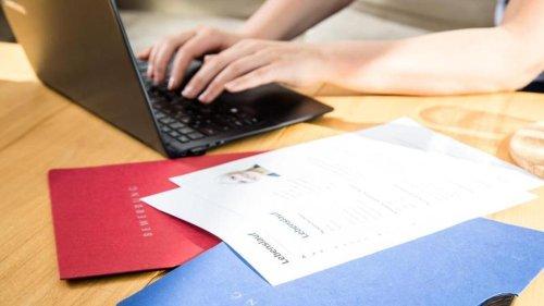 Nur Absagen?: Bewerbungsunterlagen vertragen oft Entschlackungskur