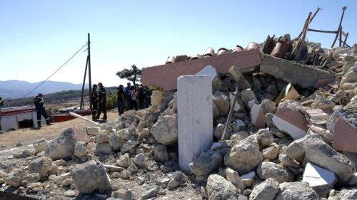 Griechische Ferieninsel: Starkes Nachbeben erschüttert Kreta