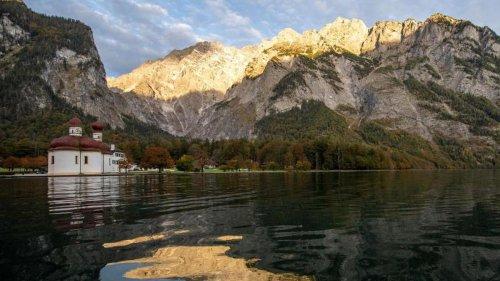 Vorläufer des Alpen-Nationalparks wird 100 Jahre alt