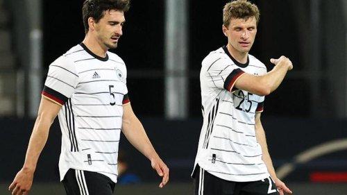 """Löws Fall für Zwei: """"Spielertrainer"""" Müller und Hummels"""