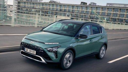 Hyundai Bayon startet ab 16 790 Euro