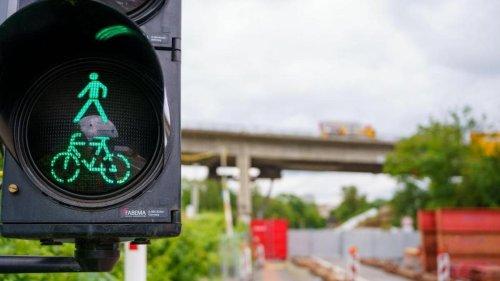 Verkehr: Autobahn GmbH: Sicherung der Salzbachtalbrücke geht voran
