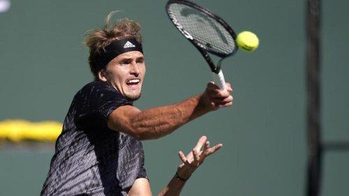 Tennis: Zwei Matchbälle vergeben: Zverev verliert Viertelfinale