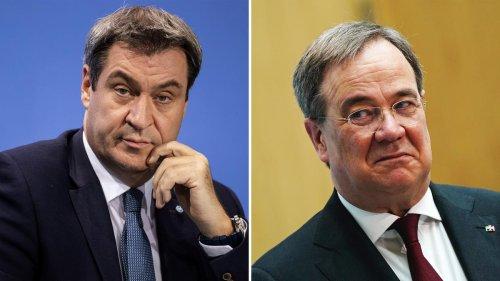 Führende CDU-Politiker verlieren Geduld mit Laschet und Söder