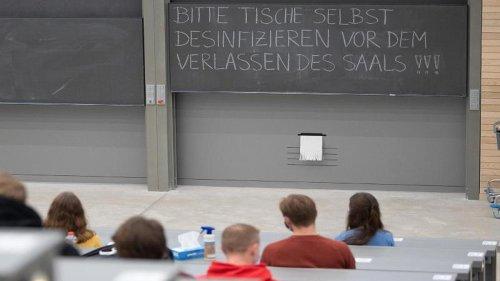 Bildung: Vorlesungszeit an den bayerischen Universitäten beginnt