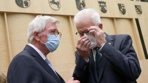 Regierung: Grün-Schwarz: 1200 Neustellen und Schulden tilgen
