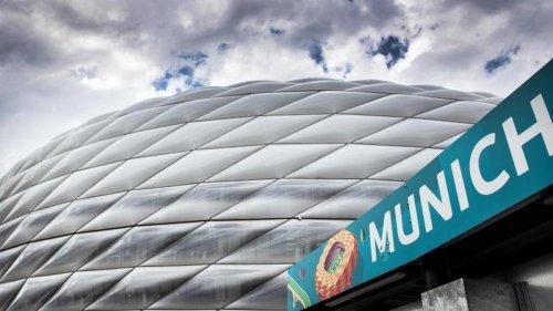 Münchner EM-Arena leuchtet auch zum Viertelfinale nicht bunt