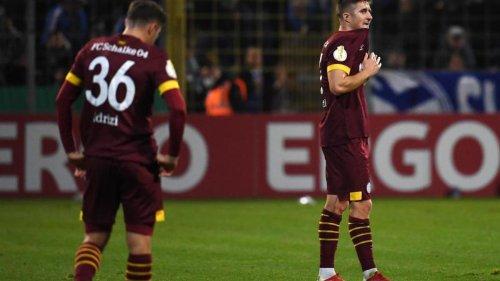 "DFB-Pokal: Ernüchterung bei Schalke nach Cup-Aus - ""Kurz schütteln"""