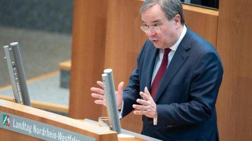 Laschet lobt Verhältnis zu Markus Söder