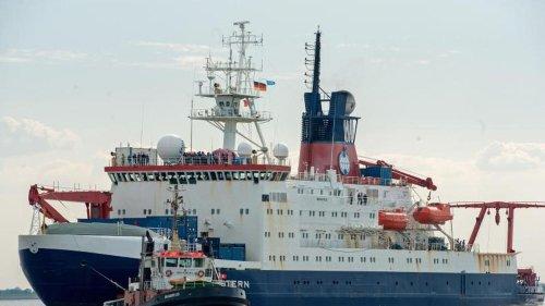 Ein Jahr Arktis: Forscher berichten über erste Erkenntnisse
