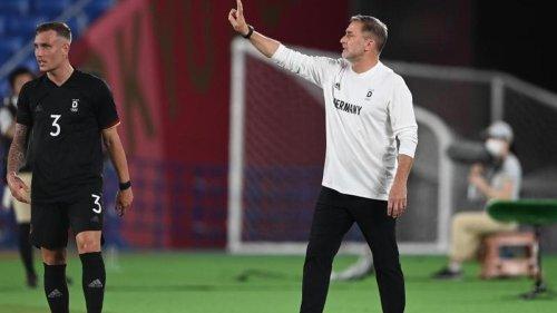Olympisches Fußballturnier: Nach Bus-Party: DFB-Team bereit für Gruppen-Finale