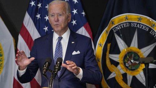 US-Präsident: Biden fürchtet Krieg als Folge von Cyberangriffen