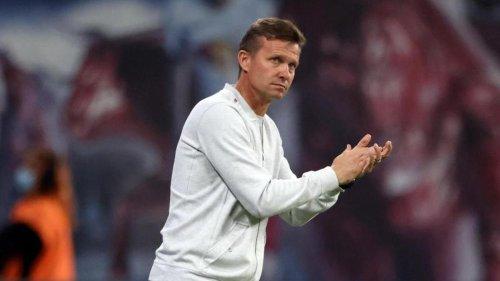 Fußball: RB rotiert: Regionalligist mit zwei Ex-Leipzigern