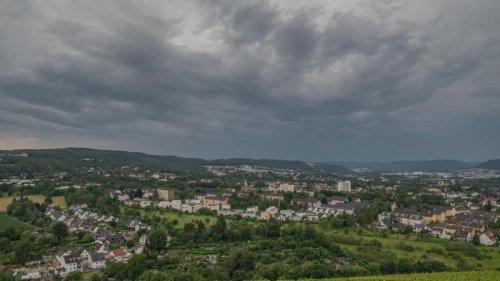 Wetter: Regnerischer Wochenstart in Rheinland-Pfalz und dem Saarland