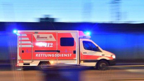 43-Jähriger und Baby sterben nach Frontalzusammenstoß