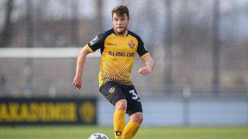 Dynamo Dresden verlängert Vertrag mit Justin Löwe bis 2022