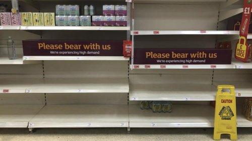 Brexit: Offene Jobs, fehlende Fernfahrer und viele Schweine