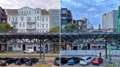 Denkmalschutz: Ein Kontorhaus am Hafen muss weichen