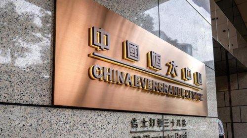 Immobilienkonzern: Evergrande sackt an der Hongkonger Börse weiter ab