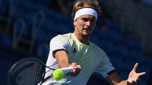 Sommerspiele in Tokio: Tennisprofi Zverev zieht ins olympische Viertelfinale ein