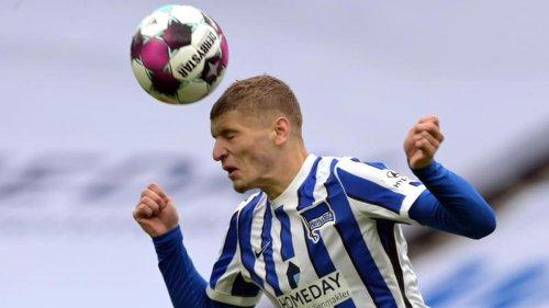 Fußball: Dardai und Jarstein im Hertha-Training - Tousart individuell