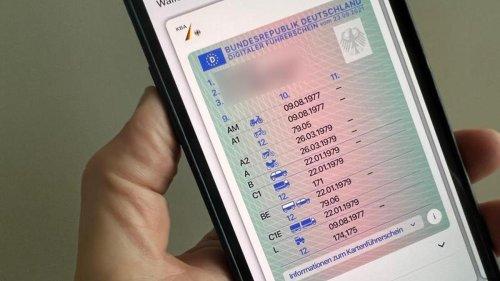 Erleichterung im Alltag: Digitaler Führerschein in Deutschland gestartet