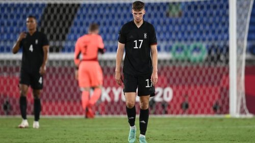 Olympisches Fußball-Turnier: DFB-Auswahl mit Olympia-Fehlstart gegen Brasilien