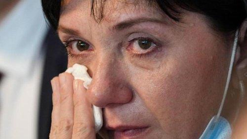 Mutter von inhaftiertem Blogger bittet Merkel um Hilfe