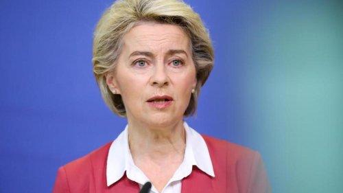 """Europa: EU-Abgeordneter: """"Von der Leyens Untätigkeit ist gefährlich"""""""