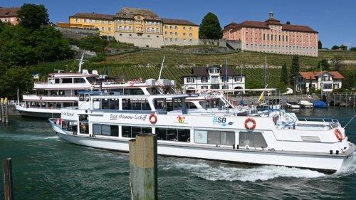 Bodensee-Schifffahrt plant Saisonstart am 13. Mai