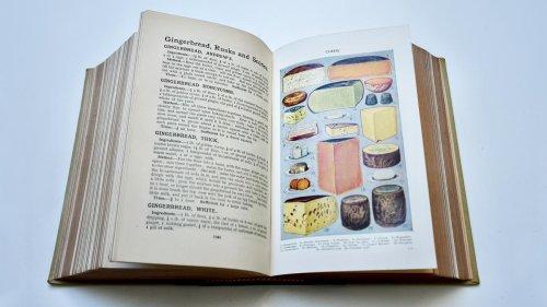 """Barbara Ketcham Wheaton: """"Mandelsulz ist eine köstliche Speise"""""""