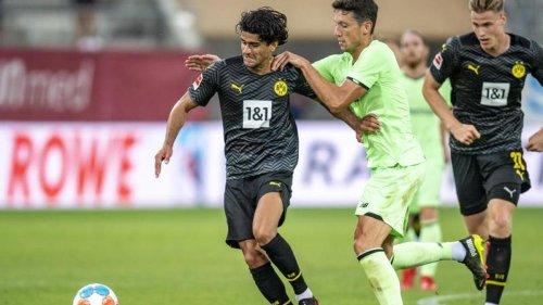Fußball: Dahoud bleibt beim BVB: Neuer Vertrag bis 2023
