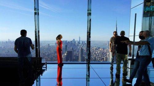 """""""Summit"""": Spektakuläre neue Aussichtsplattform in New York eröffnet"""
