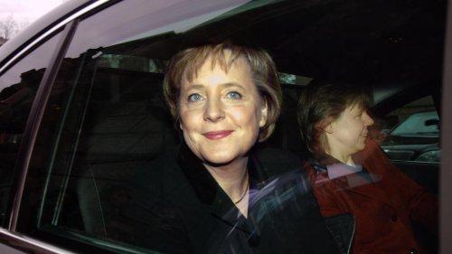 Angela Merkel: Eine einmalige Karriere in Bildern
