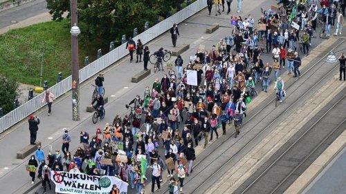 Demonstrationen: Tausende Teilnehmer bei Fridays for Future-Demos erwartet