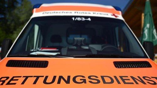 Unfälle: Vier Schwerverletzte bei Auffahrunfall
