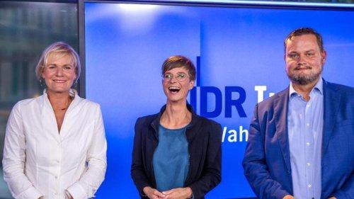 Wahlen: TV-Debatte: Tempo bei Energiewende umstritten