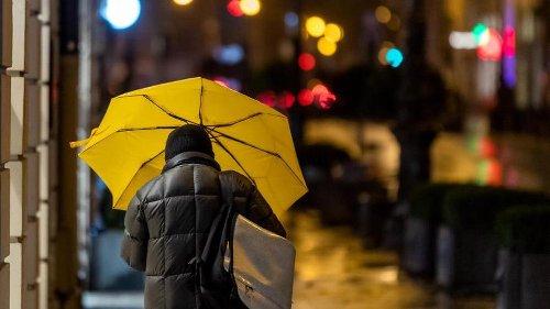 Der Sonntag bleibt regnerisch - Die neue Woche wird wärmer