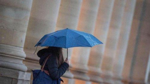 Starkregen und Sturmböen verursachen Schäden