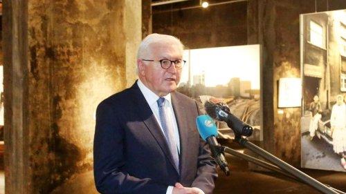 """Bundespräsident: Steinmeier: Deutschland ist """"Land mit Migrationshintergrund"""""""