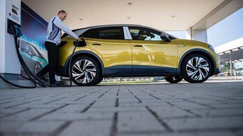Elektromobilität: Erstmals eine Million E-Fahrzeuge in Deutschland zugelassen