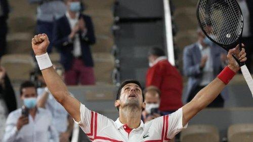 Nach Sieg gegen Nadal: Djokovic will zweiten Paris-Titel
