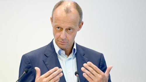 Wahlen: Merz für Verhandlungen mit FDP und Grünen