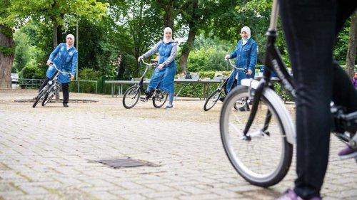 Fahrradstadt Nordhorn: In Nordhorn haben Radfahrer Vorfahrt