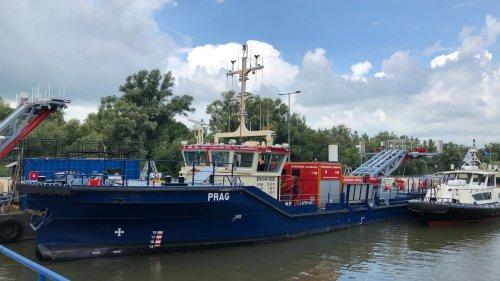 Hybridlöschboote: Die Ökopioniere auf dem Wasser