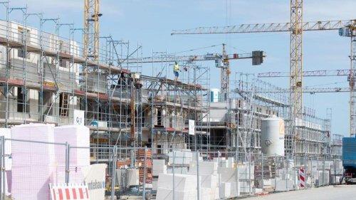 Immobilien: Materialknappheit: Bauherren müssen mit Verzögerung rechnen